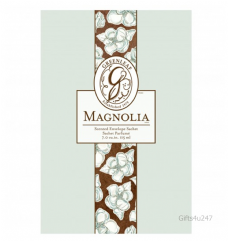 Greenleaf & Bridgwater MAGNOLIA  Large Scented Envelope Sachet